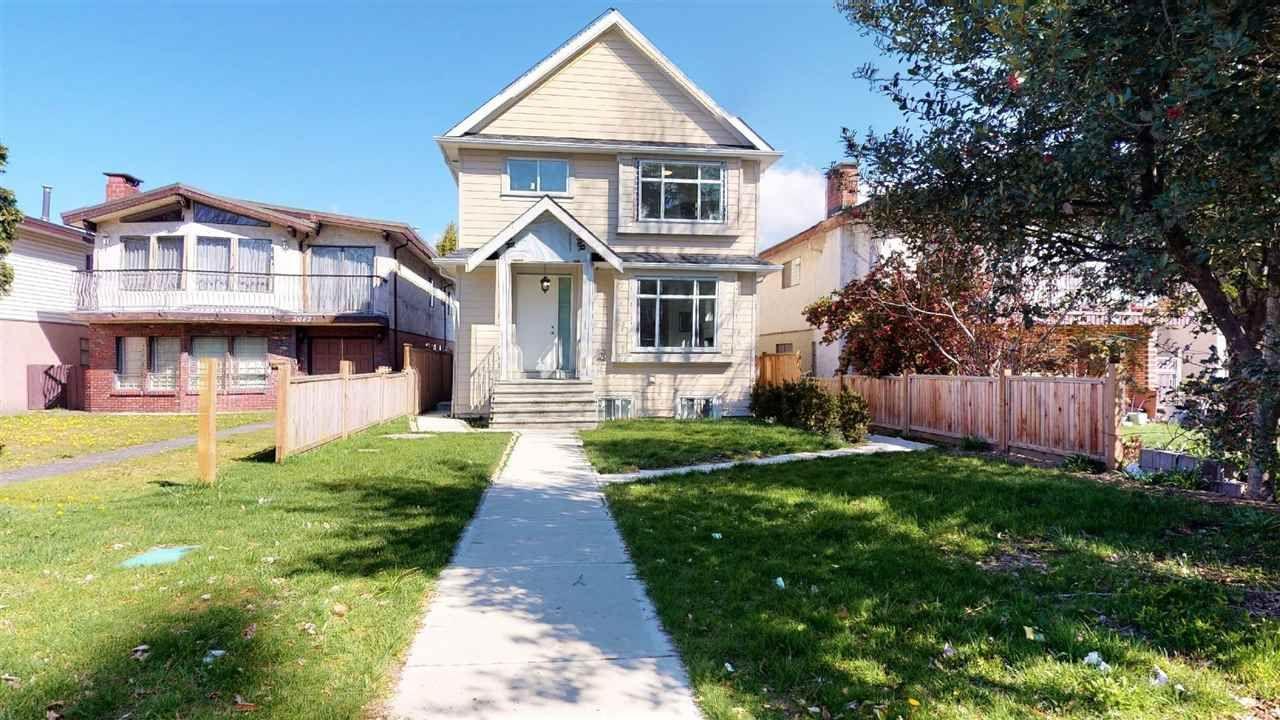 Main Photo: 2681 E 41ST Avenue in Vancouver: Collingwood VE Duplex for sale (Vancouver East)  : MLS®# R2449816