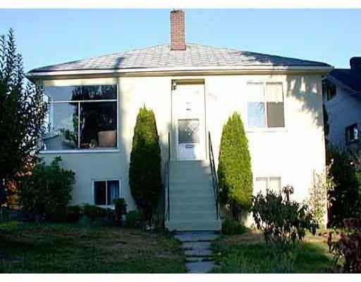 Main Photo: 4193 WINDSOR ST in : Fraser VE House for sale : MLS®# V356958