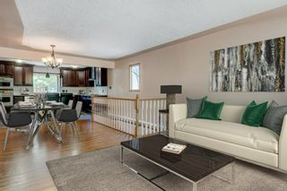Photo 9: 6131 Lacombe Way SW in Calgary: Lakeview Detached for sale : MLS®# A1129548