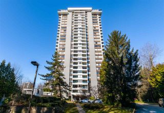 """Photo 1: 807 9521 CARDSTON Court in Burnaby: Government Road Condo for sale in """"Concord Place"""" (Burnaby North)  : MLS®# R2445961"""