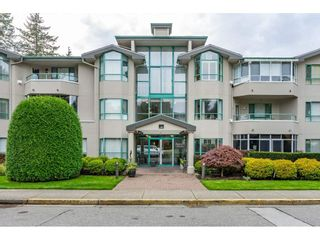 "Photo 1: 205 1569 EVERALL Street: White Rock Condo for sale in ""SEAWYND MANOR"" (South Surrey White Rock)  : MLS®# R2413623"