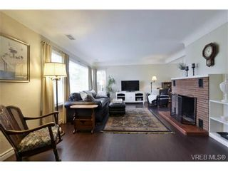 Photo 2: 2235 Tashy Pl in VICTORIA: SE Arbutus House for sale (Saanich East)  : MLS®# 723020