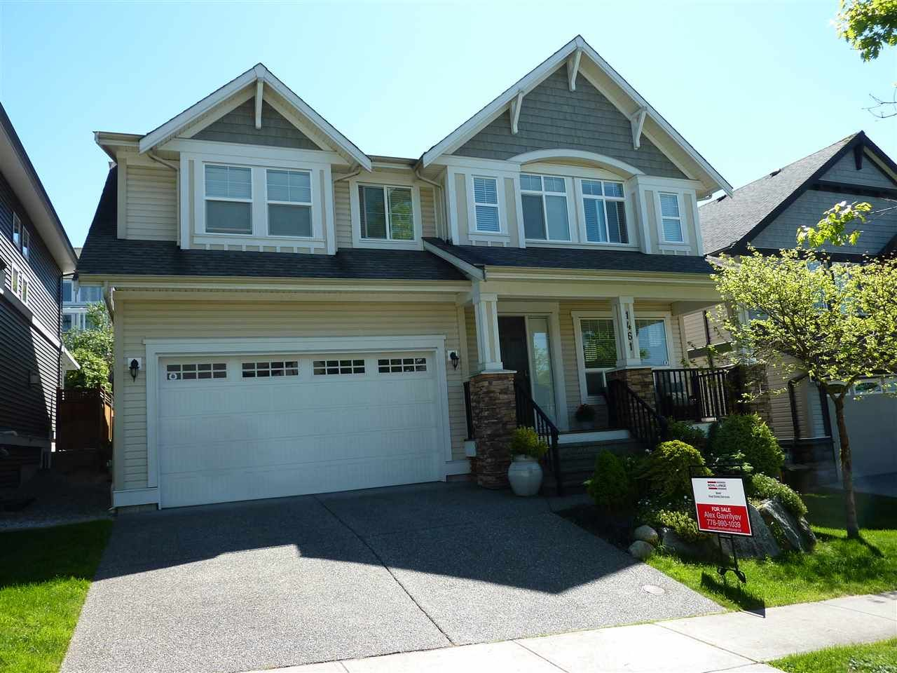 Main Photo: 1461 AVONDALE STREET in Coquitlam: Burke Mountain House for sale : MLS®# R2161727