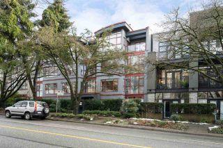 "Photo 16: 201 2140 W 12TH Avenue in Vancouver: Kitsilano Condo for sale in ""Trafalgar Mews"" (Vancouver West)  : MLS®# R2540616"