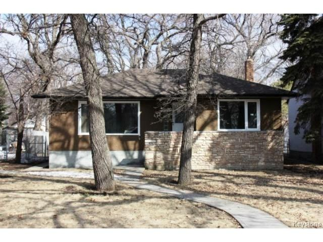 Main Photo: 471 Churchill Drive in WINNIPEG: Fort Rouge / Crescentwood / Riverview Residential for sale (South Winnipeg)  : MLS®# 1407730
