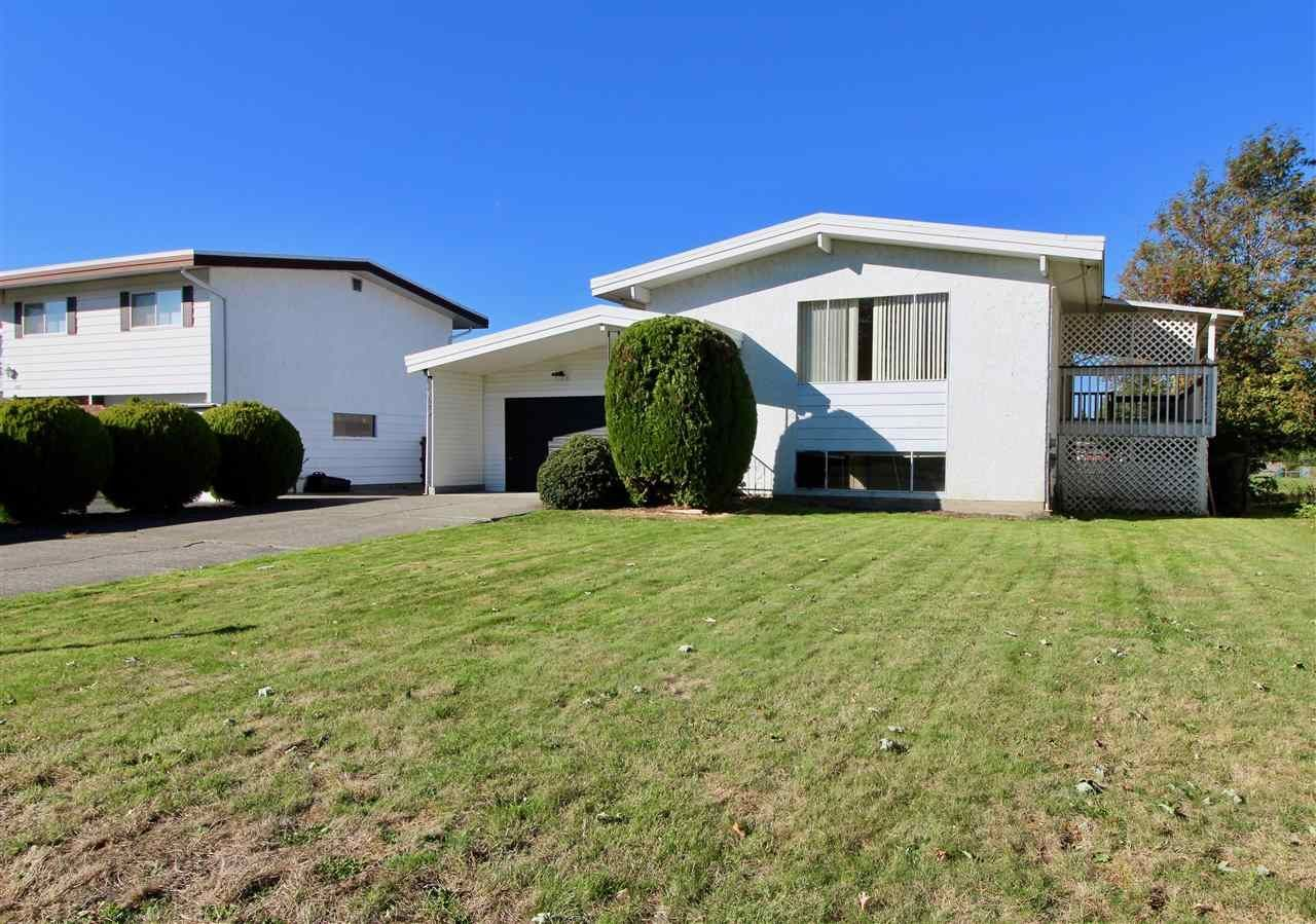 Main Photo: 6029 GLENGARRY Drive in Sardis: Sardis West Vedder Rd House for sale : MLS®# R2211017