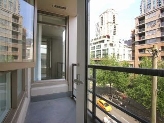 Photo 14: 503 1001 Homer Street in The Bentley: Yaletown Home for sale ()