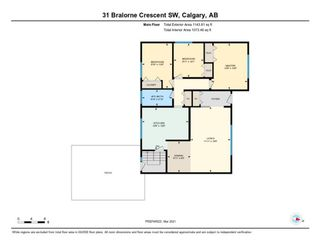 Photo 25: 31 Bralorne Crescent SW in Calgary: Braeside Detached for sale : MLS®# A1083232