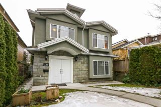 Photo 1: 356 E 33RD Avenue in Vancouver: Main House for sale (Vancouver East)  : MLS®# R2348090