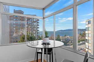 """Photo 22: 605 2135 ARGYLE Avenue in West Vancouver: Dundarave Condo for sale in """"The Crescent"""" : MLS®# R2604356"""