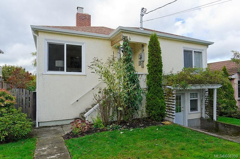 Main Photo: 1520 Clawthorpe Ave in : Vi Oaklands House for sale (Victoria)  : MLS®# 608399