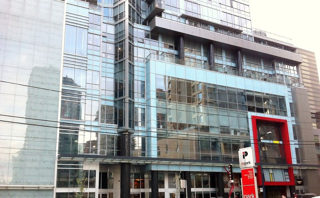Welcome to Capitol Residences in the heart of Downtown Vancouver