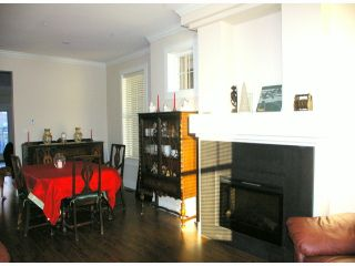 """Photo 11: 21139 80TH Avenue in Langley: Willoughby Heights Townhouse for sale in """"YORKVILLE"""" : MLS®# F1401445"""