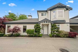 """Photo 1: 2 4748 54A Street in Delta: Delta Manor Townhouse for sale in """"Rosewood Court"""" (Ladner)  : MLS®# R2583105"""
