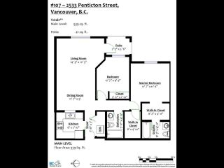 Photo 20: 107 2533 PENTICTON Street in Vancouver: Renfrew Heights Condo for sale (Vancouver East)  : MLS®# R2507066