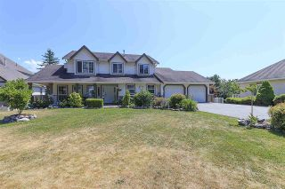 "Photo 1: 36358 SANDRINGHAM Drive in Abbotsford: Abbotsford East House for sale in ""Carrington Estates"" : MLS®# R2187141"