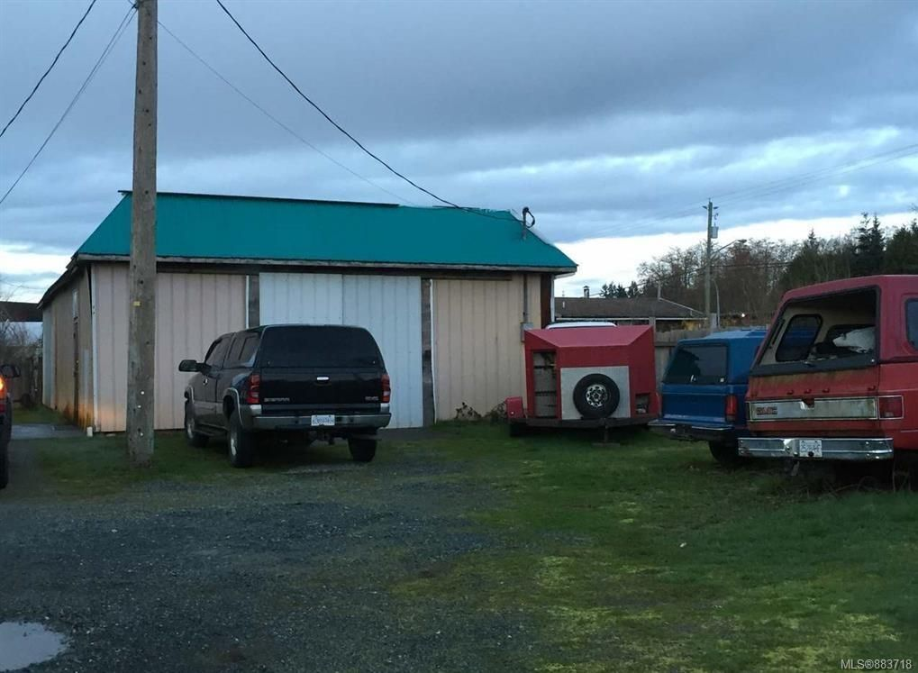 Main Photo: 640 Evergreen Rd in : CR Campbell River Central Land for sale (Campbell River)  : MLS®# 883718