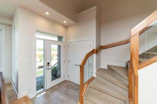 Photo 3: 161 HAYS RIDGE Boulevard in Edmonton: Zone 55 Attached Home for sale : MLS®# E4260312