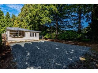 Main Photo: 123 3942 COLUMBIA VALLEY Highway: Cultus Lake Manufactured Home for sale : MLS®# R2620227