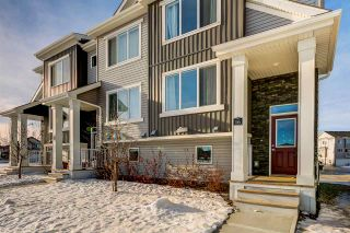 Main Photo: 16 2121 HADDOW Drive in Edmonton: Zone 14 Townhouse for sale : MLS®# E4224915