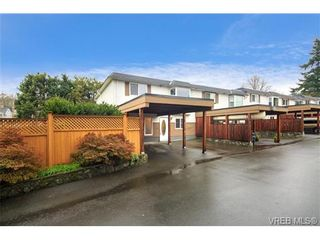 Photo 1: 1 3281 Linwood Ave in VICTORIA: SE Maplewood Row/Townhouse for sale (Saanich East)  : MLS®# 689397