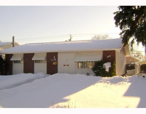 Main Photo: 286 SOUTHALL Drive in WINNIPEG: West Kildonan / Garden City Residential for sale (North West Winnipeg)  : MLS®# 2901391