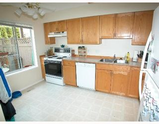 Photo 6: 1305 BRUNETTE Ave in Coquitlam: Maillardville Townhouse for sale : MLS®# V642523