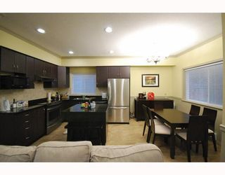 Photo 5: 8 7060 ASH Street in Richmond: McLennan North Townhouse for sale : MLS®# V754658