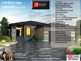 Photo 2: 118 Silver Sage Crescent in Winnipeg: Single Family Detached for sale (South East Winnipeg)