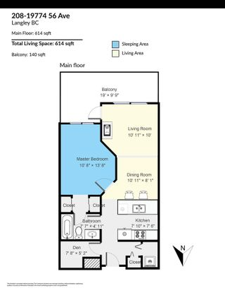 """Photo 24: 208 19774 56 Avenue in Langley: Langley City Condo for sale in """"Madison Station"""" : MLS®# R2586627"""