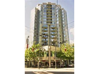 Photo 2: 1801 1212 Howe in Vancouver: Downtown VW Condo for sale (Vancouver West)  : MLS®# R2130353