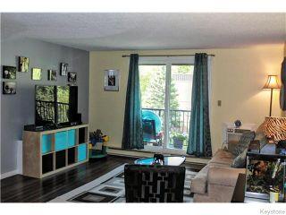 Photo 2: 312 470 Kenaston Boulevard in Winnipeg: River Heights / Tuxedo / Linden Woods Condominium for sale ()  : MLS®# 1528693