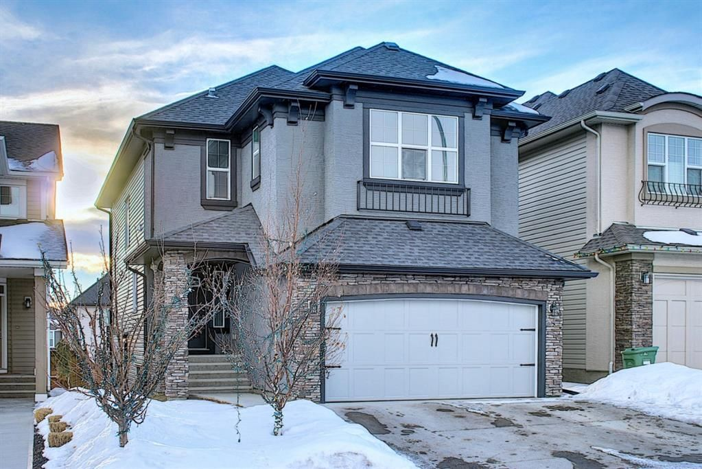 Main Photo: 85 Cranarch Crescent SE in Calgary: Cranston Detached for sale : MLS®# A1076697