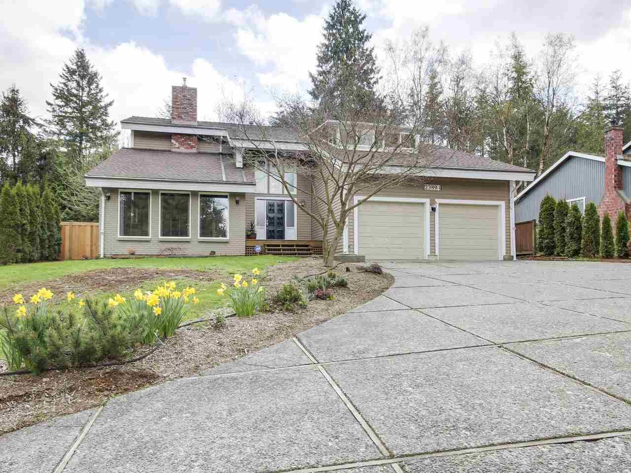 Main Photo: 23894 58A AVENUE in : Salmon River House for sale : MLS®# R2156141