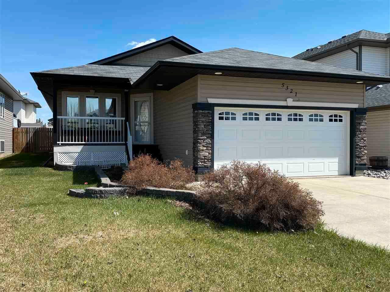 Main Photo: 5321 43 Street: Wetaskiwin House for sale : MLS®# E4233942