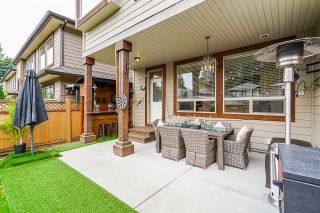Photo 22: 1221 BURKEMONT Place in Coquitlam: Burke Mountain House for sale : MLS®# R2617782