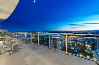 """Photo 8: 2403 125 E 14 Street in North Vancouver: Central Lonsdale Condo for sale in """"Centreview"""" : MLS®# R2595571"""