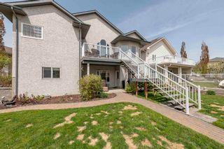 Photo 43: 8017 166A Avenue in Edmonton: Zone 28 Attached Home for sale : MLS®# E4246009