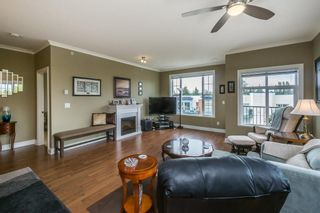 Photo 2: 408 20286 53A AVENUE in : Langley City Condo for sale (Langley)  : MLS®# R2079928