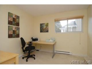 Photo 11: 1 26 Menzies St in VICTORIA: Vi James Bay Row/Townhouse for sale (Victoria)  : MLS®# 494290