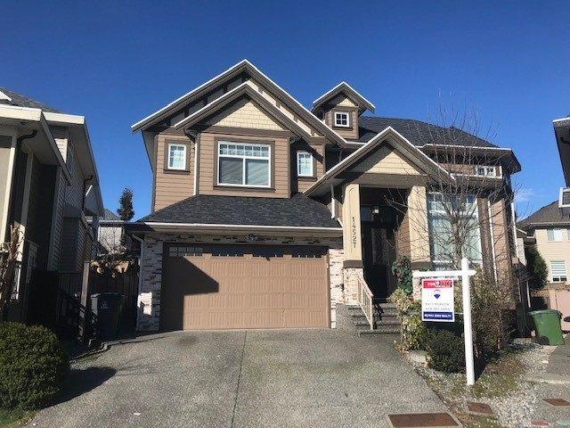 "Main Photo: 14527 81 Avenue in Surrey: Bear Creek Green Timbers House for sale in ""Enver Creek"" : MLS®# R2534541"