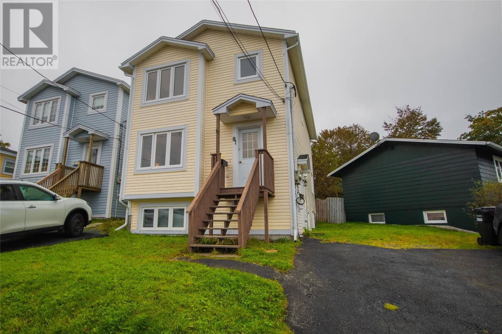 Main Photo: 81 Newtown Road in ST. JOHN'S: House for sale : MLS®# 1238081