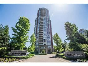 "Photo 1: 1005 6838 STATION HILL Drive in Burnaby: South Slope Condo for sale in ""THE BELGRAVIA"" (Burnaby South)  : MLS®# R2006299"