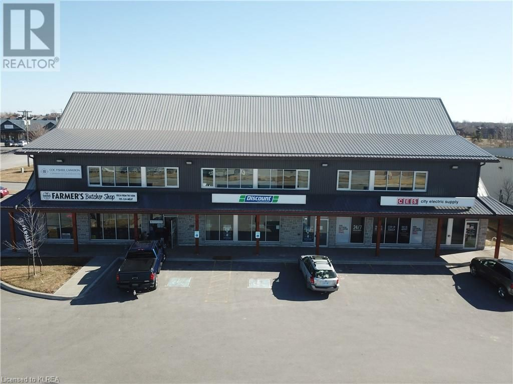 Main Photo: 3 COMMERCE Place in Lindsay: Office for lease : MLS®# 40084238