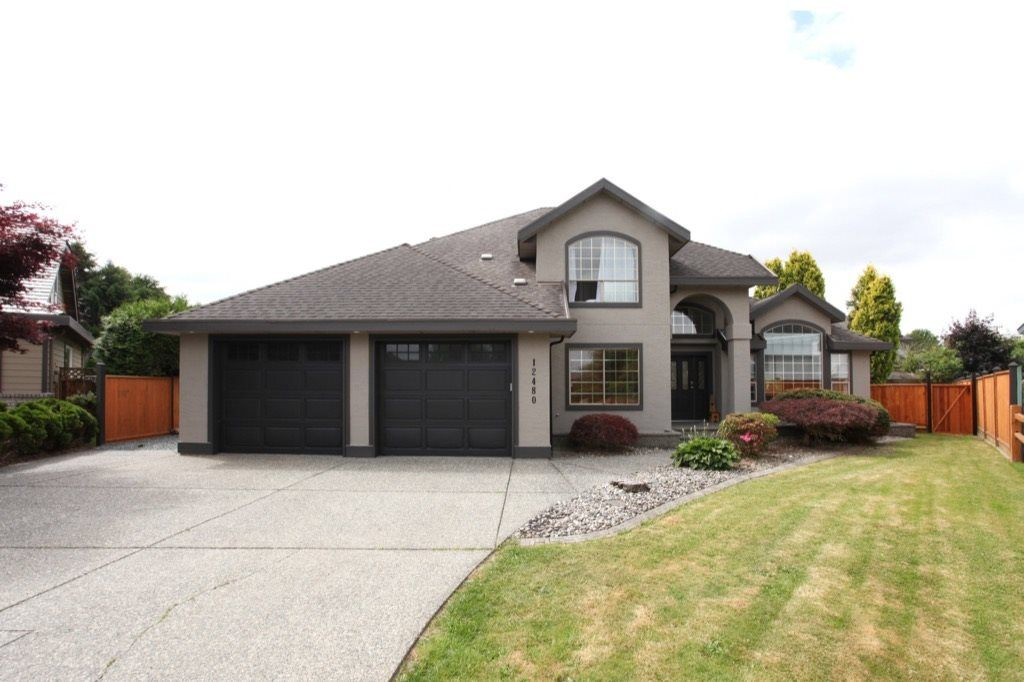 Main Photo: 12480 204 Street in Maple Ridge: Northwest Maple Ridge House for sale : MLS®# R2182540