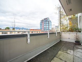 "Photo 11: 202 2550 SPRUCE Street in Vancouver: Fairview VW Condo for sale in ""SPRUCE"" (Vancouver West)  : MLS®# R2120443"