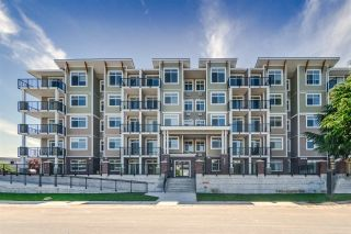 "Photo 1: 305 20696 EASTLEIGH Crescent in Langley: Langley City Condo for sale in ""The Georgia"" : MLS®# R2450545"