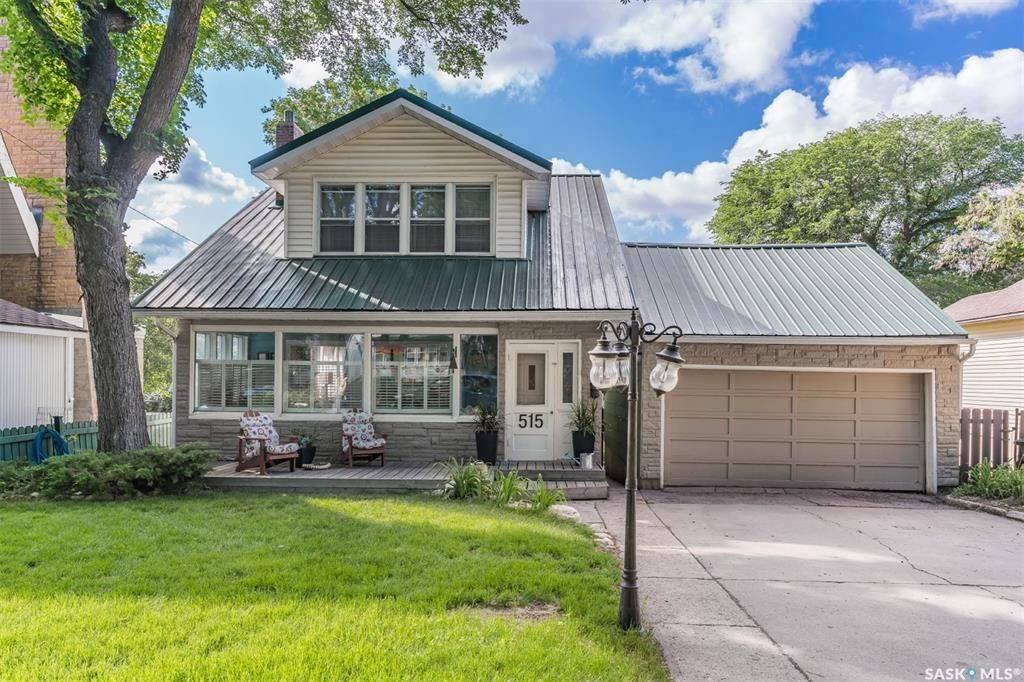 Main Photo: 515 Bedford Road in Saskatoon: Caswell Hill Residential for sale : MLS®# SK862768