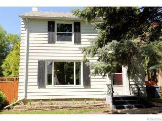 Photo 1: 263 Renfrew Street in Winnipeg: River Heights / Tuxedo / Linden Woods Residential for sale ()  : MLS®# 1516666