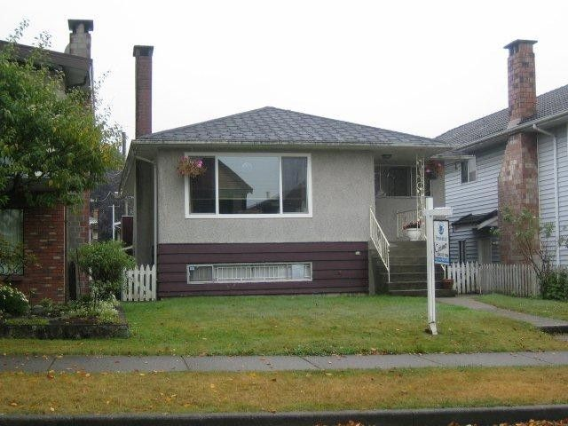 """Main Photo: 4330 UNION Street in Burnaby: Willingdon Heights House for sale in """"2012"""" (Burnaby North)  : MLS®# V976855"""